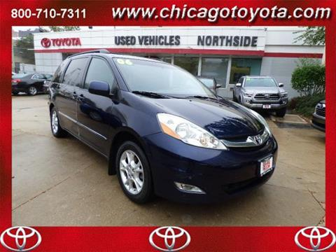 2006 Toyota Sienna for sale in Chicago IL