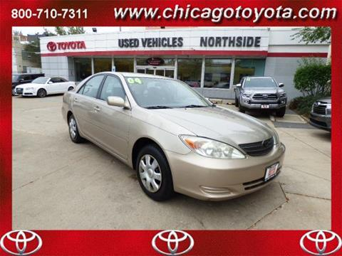 2004 Toyota Camry for sale in Chicago IL