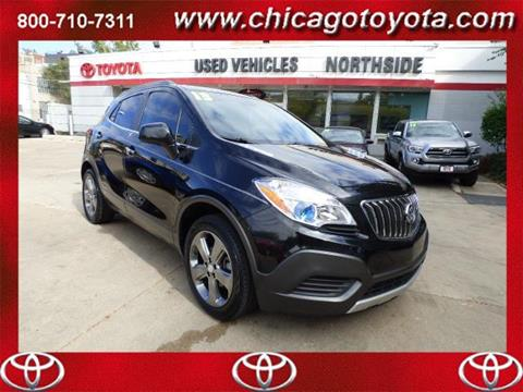 2013 Buick Encore for sale in Chicago, IL