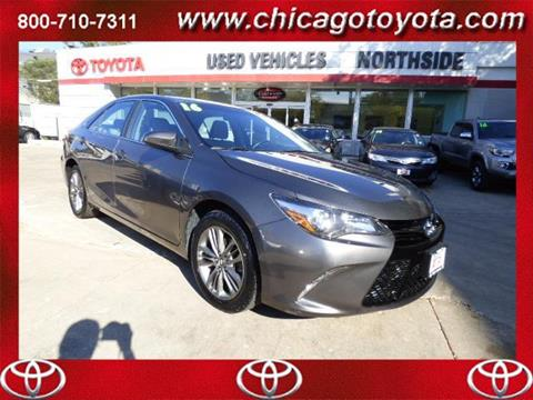 2016 Toyota Camry for sale in Chicago IL