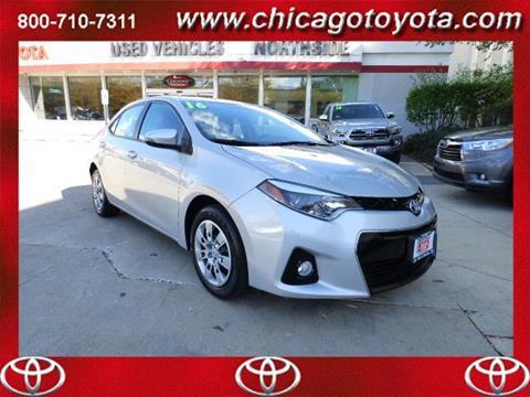 2016 Toyota Corolla for sale in Chicago, IL