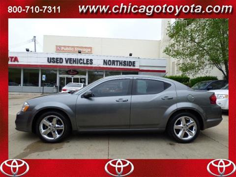 2012 Dodge Avenger for sale in Chicago IL