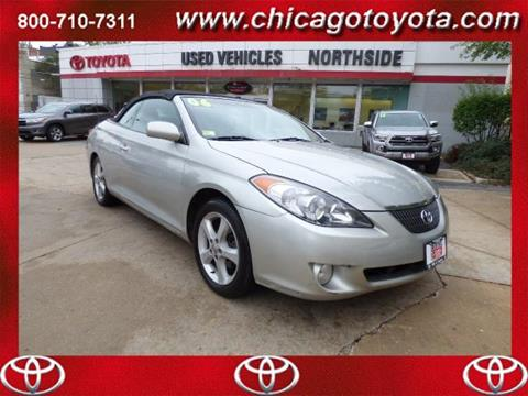 2006 Toyota Camry Solara for sale in Chicago IL