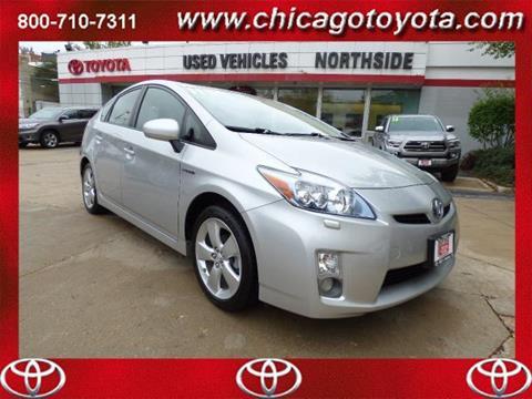 2011 Toyota Prius for sale in Chicago IL