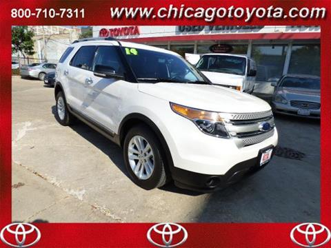 2014 Ford Explorer for sale in Chicago IL