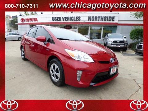 2014 Toyota Prius for sale in Chicago IL