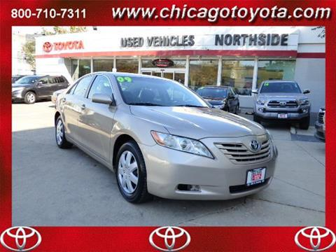 2009 Toyota Camry for sale in Chicago IL