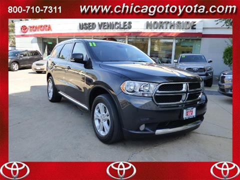 2011 Dodge Durango for sale in Chicago, IL