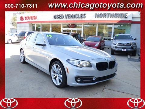 2014 BMW 5 Series for sale in Chicago IL