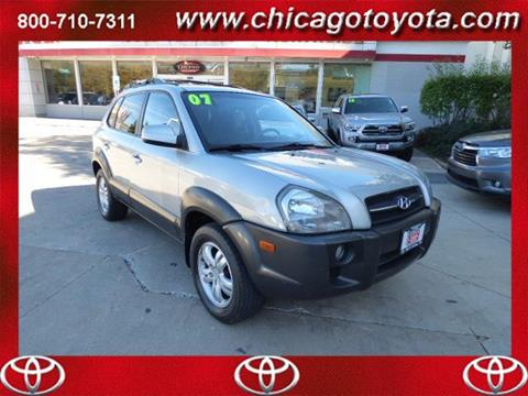 2007 Hyundai Tucson for sale in Chicago, IL