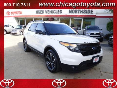 2013 Ford Explorer for sale in Chicago IL