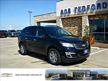 2017 Chevrolet Traverse for sale in Farmersville, TX