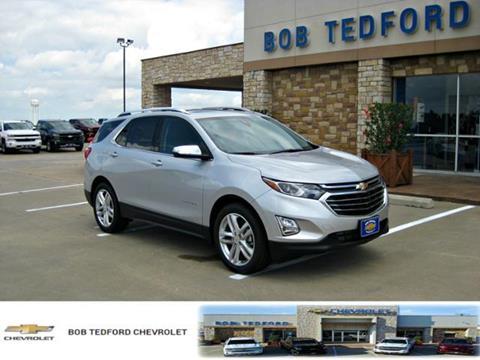 2018 Chevrolet Equinox for sale in Farmersville, TX