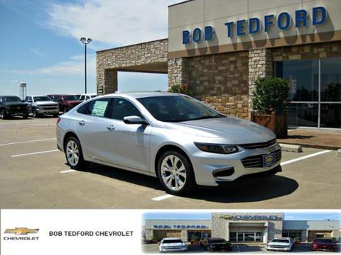 2017 Chevrolet Malibu for sale in Farmersville, TX