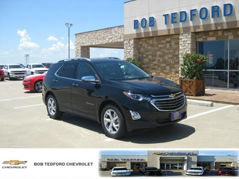 2018 Chevrolet Equinox for sale in Farmersville, TX