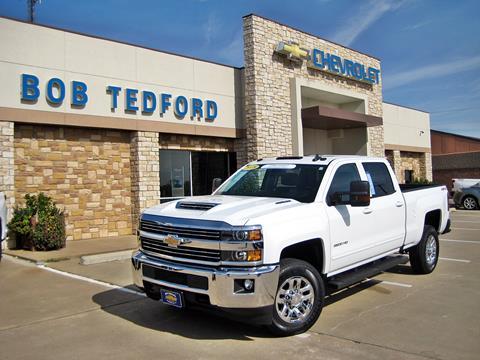 2018 Chevrolet Silverado 2500HD for sale in Farmersville, TX