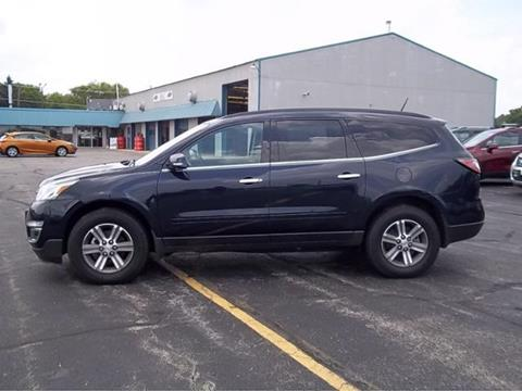 2017 Chevrolet Traverse for sale in Union Grove WI