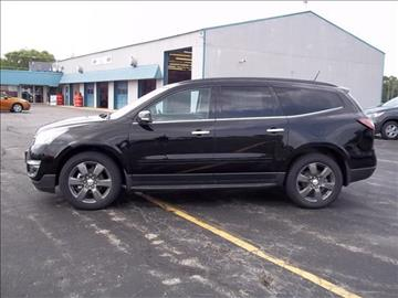 2017 Chevrolet Traverse for sale in Union Grove, WI