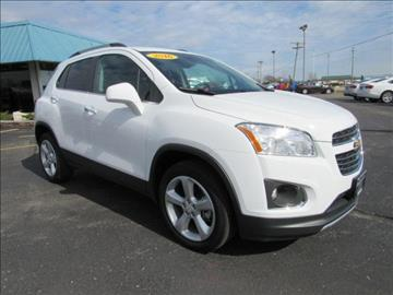 2016 Chevrolet Trax for sale in Union Grove, WI