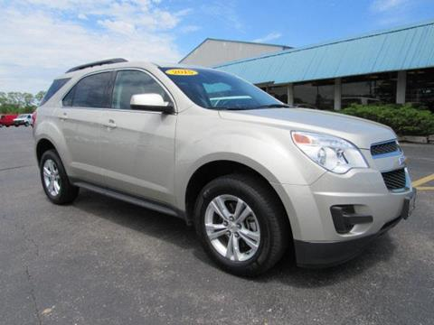 2015 Chevrolet Equinox for sale in Union Grove, WI