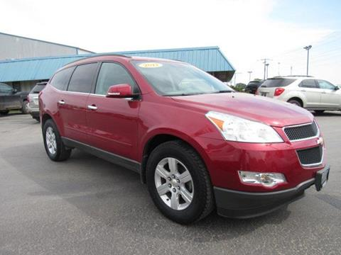 2012 Chevrolet Traverse for sale in Union Grove, WI