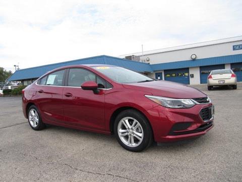 2017 Chevrolet Cruze for sale in Union Grove, WI