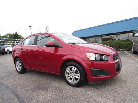 2012 Chevrolet Sonic for sale in Union Grove, WI
