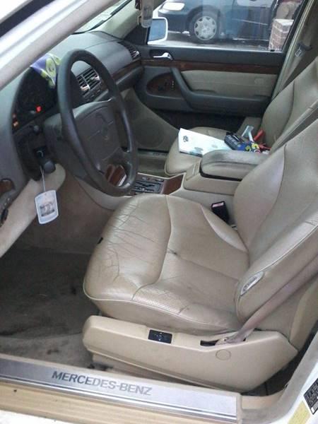 1997 Mercedes-Benz S-Class for sale at Best Auto Sales in Baton Rouge LA
