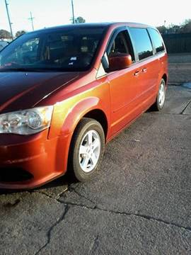 2012 Dodge Grand Caravan for sale at Best Auto Sales in Baton Rouge LA