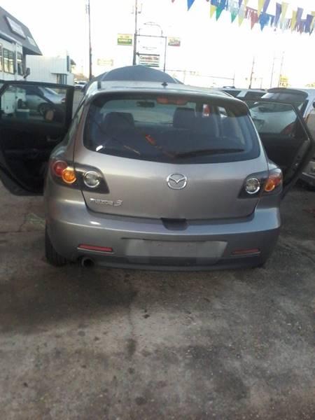 2004 Mazda MAZDA3 for sale at Best Auto Sales in Baton Rouge LA