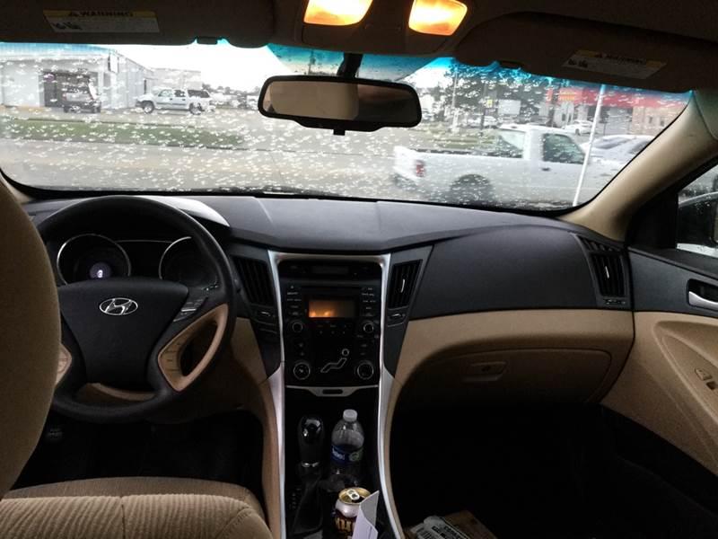2012 Hyundai Sonata SE 2.0T 4dr Sedan   Baton Rouge LA