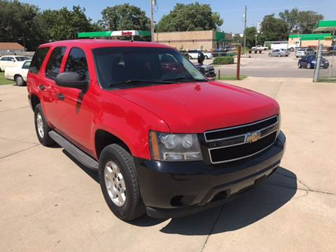 2009 Chevrolet Tahoe for sale in Kansas City, KS