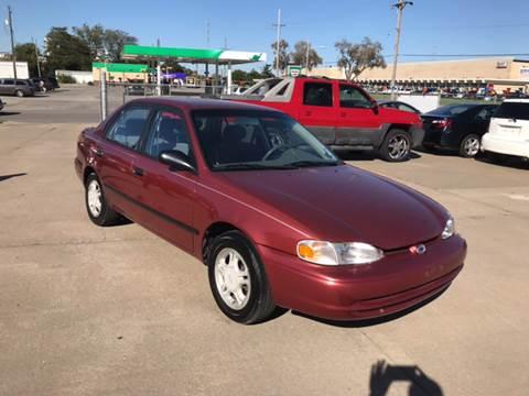 1998 Chevrolet Prizm for sale in Kansas City, KS