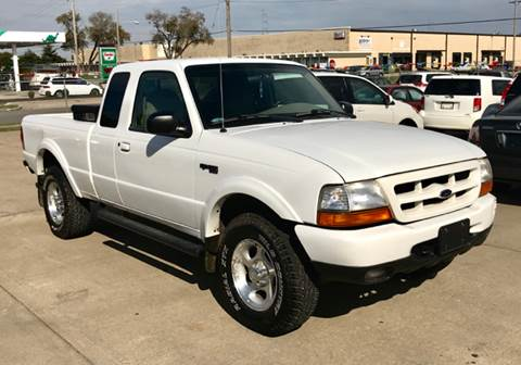 2000 Ford Ranger for sale in Kansas City, KS