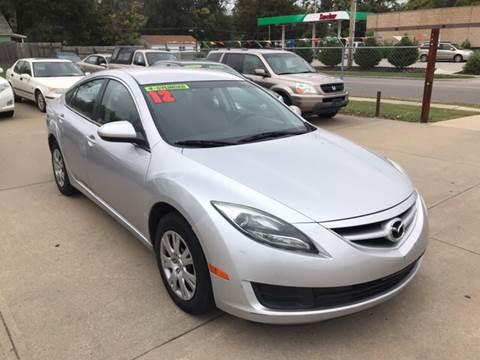 2012 Mazda MAZDA6 for sale in Kansas City, KS