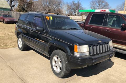 1997 Jeep Grand Cherokee For Sale At JC AUTO PLAZA In Kansas City KS