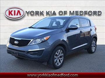 2015 Kia Sportage for sale in Medford, MA