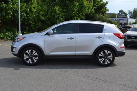 2012 Kia Sportage for sale in Medford, MA