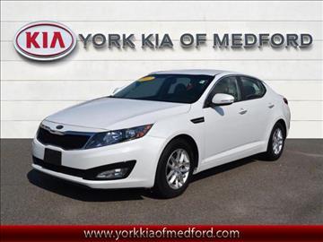 2012 Kia Optima for sale in Medford, MA