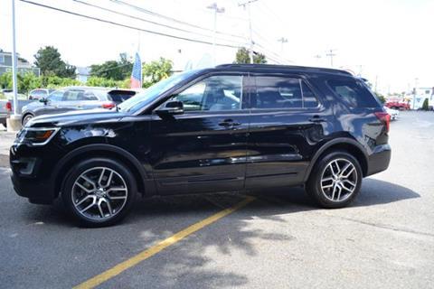 2017 Ford Explorer for sale in Medford, MA