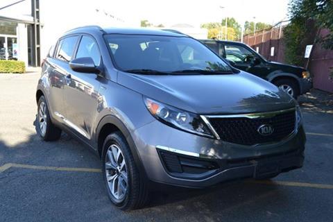 2014 Kia Sportage for sale in Medford, MA