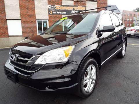 2011 Honda CR-V for sale at Somerville Motors in Somerville MA
