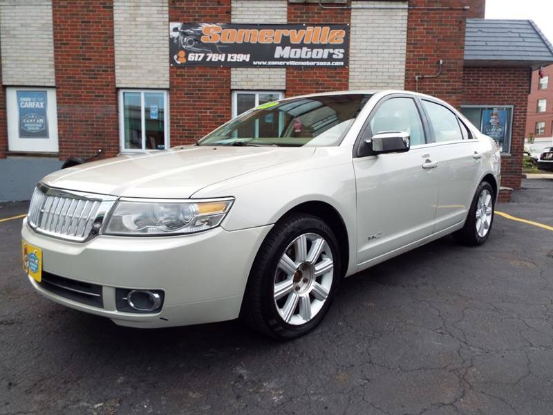 2007 Lincoln MKZ for sale at Somerville Motors in Somerville MA