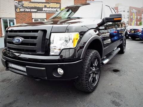 2010 Ford F-150 for sale at Somerville Motors in Somerville MA