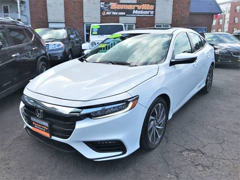 2019 Honda Insight for sale in Somerville, MA