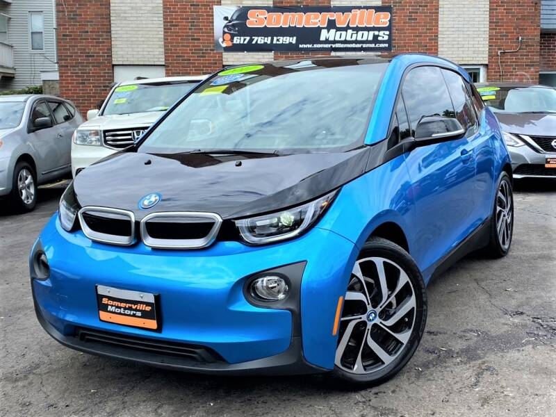 2017 BMW i3 for sale at Somerville Motors in Somerville MA