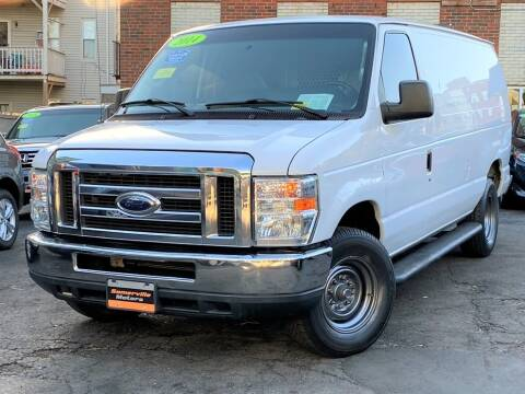 2014 Ford E-Series Cargo for sale at Somerville Motors in Somerville MA