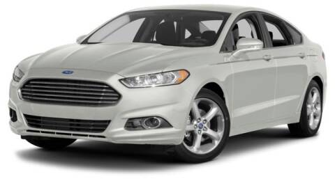 2014 Ford Fusion for sale at Somerville Motors in Somerville MA