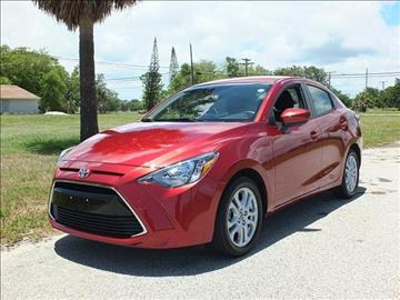 2017 Toyota Yaris iA for sale in Lake Worth, FL