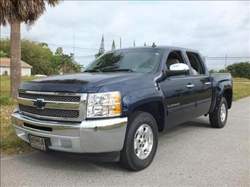 2012 Chevrolet Silverado 1500 for sale in Lake Worth, FL
